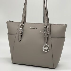 Michael Kors Charlotte Tote Shoulder Bag G…